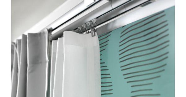 kvartal rail pour rideau simple ikea project 194. Black Bedroom Furniture Sets. Home Design Ideas