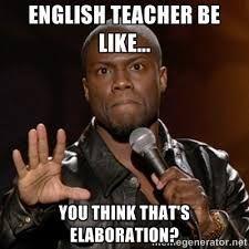 English Teacher Meme Google Search Kevin Hart Yumornye Citaty Shutki