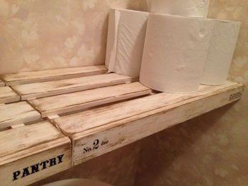 トイレのインテリアをdiyでおしゃれな空間に 雑貨なども紹介 収納