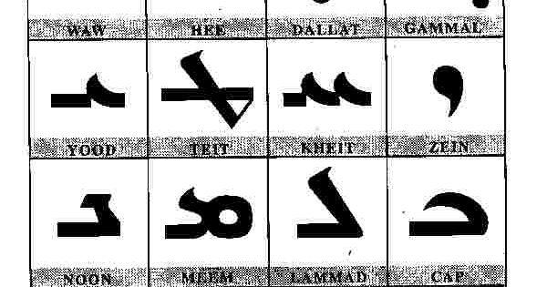 Assyrian neo arymaic