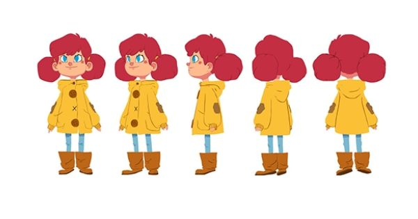 The Character Design Process : Character design process on behance