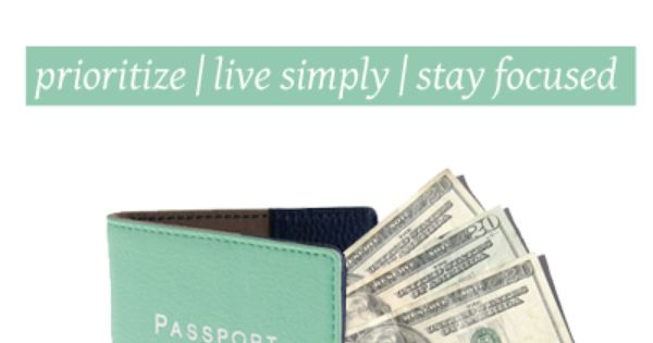 How-To: I'm Saving Money to Travel the World. Here's How ~ Levo