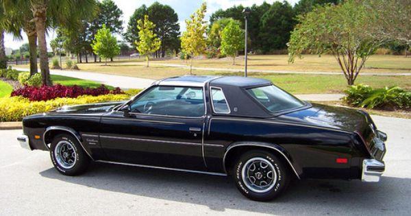 1977 oldsmobile cutlass supreme black with white google for 1977 oldsmobile cutlass salon for sale