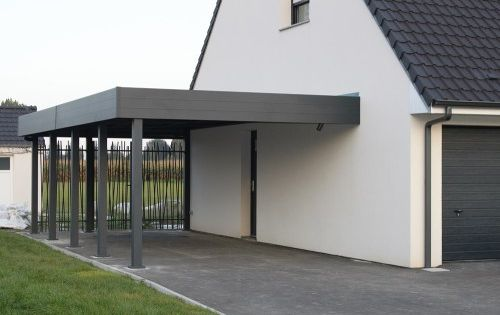 carport aluminium concept construit et installe des carports en aluminium de qualit reconnue. Black Bedroom Furniture Sets. Home Design Ideas