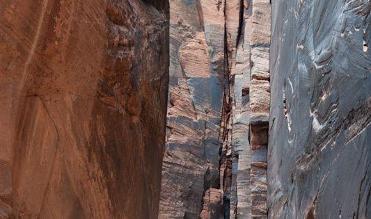 Buckskin Gulch inParia Canyon, Utah