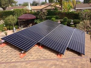 How Many Solar Panels Are Needed For A 2 000 Square Foot Home The Size Of Your Solar Panel Installation Is Based More Solar Solar Panels Solar Panel Cost