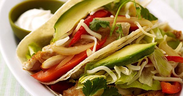 Baja Taco Blitz Weight Watchers Recipe 8PointsPlus Value These tacos are a