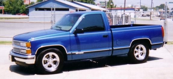Great Trim And Color 1997 Chevrolet Silverado 1500 Chevrolet