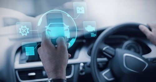 Automotive Connected Infotainment System Market: Growing ...