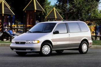 1996 98 Nissan Quest V40 1995 98 Nissan Quest Mini Van Best Midsize Suv