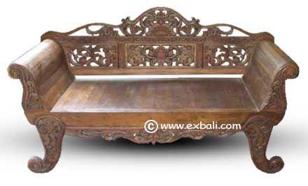 Antique Teak Furniture Export Bali Wooden Sofa Designs Wooden Sofa Set Designs Sofa Design Wood