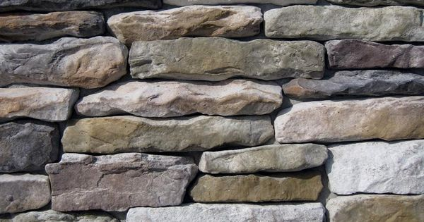 Builddirect 174 Black Bear Manufactured Stone Veneer Ledge