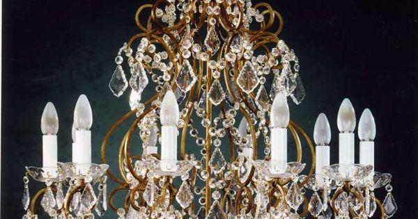 ferroluce lampadari catalogo : Lampadari classici : 125 di FERROLUCE Lampadari Pinterest Negozi