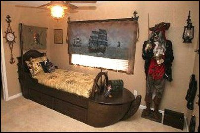 Pirate Theme Bedrooms Decorating Ideas And Pirate Themed Decor Pirate Bedroom Bedroom Themes Boys Pirate Bedroom