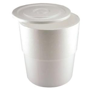 Leaktite 5 Gal Bucket Companion Cooler 3 Pack 211306 The Home Depot Bucket Cooler Diy Air Conditioner 5 Gallon Buckets