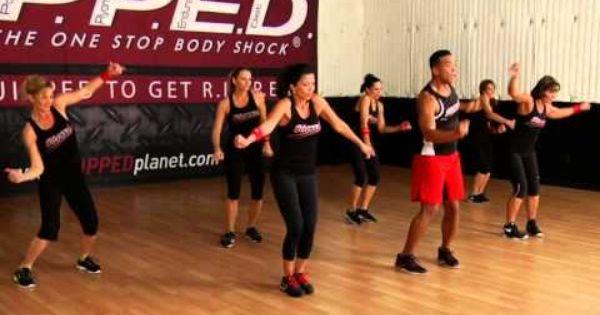 R I P P E D Season 11 Workout Music Body Shock Fun Workouts