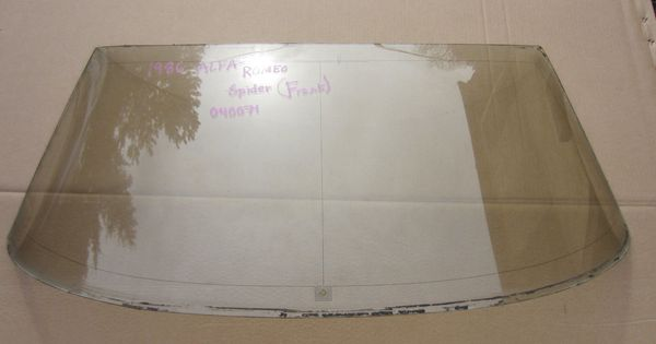 Eyeglass Frame Repair Springfield Mo : 1986 Alfa Romeo Spider Front Windshield/Glass W/ Internal ...