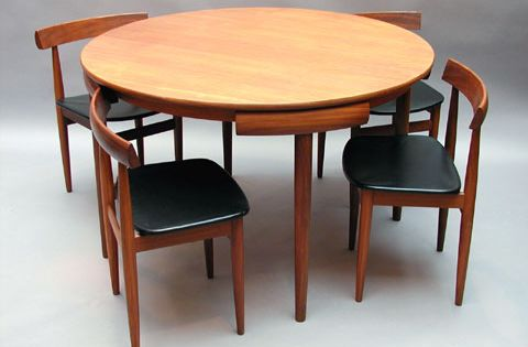 Dining Set By Hans Olsen For Frem Rojle Dining Set Dining Home