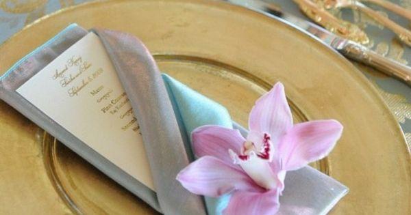 Pliage De Serviettes Facile Et D Co En 82 Id Es Pour D Butants Orchid E Rose Pliage De