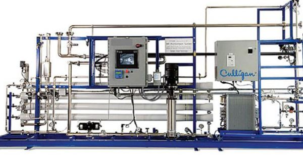 Skid Mounted Systems Water Filtration Water Purification Reverse Osmosis System Water Filtration Water Filtration System