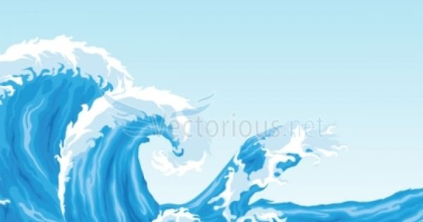 Clip Art Ocean Wave Clipart pinterest cartoon ocean waves google search middle school background clip art illustration patterned waves