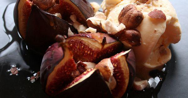 Vanilla ice cream, Maple syrup and Photos on Pinterest