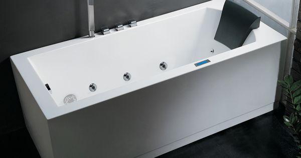 Ariel   Platinum AM154JDTSZ Whirlpool Bathtub   Small ...