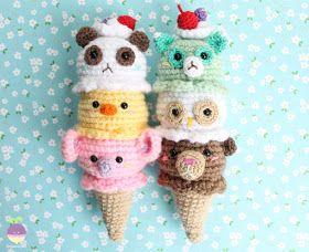 How to Crochet Amigurumi Food - Craftfoxes | 228x280