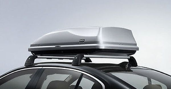 Bmw Genuine Roof Box Luggage Cargo Storage 350 Litres Silver 82730391366 View More On The Link Http Www Zeppy Io Product Gb 2 Roof Box Cargo Storage Bmw