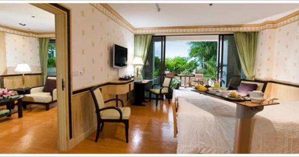 Bangkok Hospital Phuket Ward 3b Vip Room Officedecor Interior