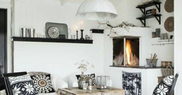 skandinavisches design m bel holzbalken zum verweilen. Black Bedroom Furniture Sets. Home Design Ideas