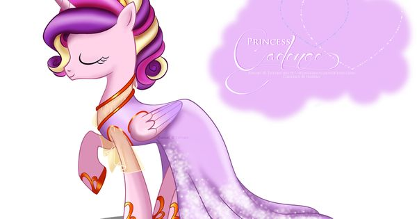 Princess Cadence Gala Dress My Little Pony Pinterest Friendship Ponies And My Little Pony
