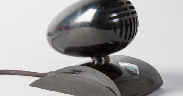 D 233 Tails Sur 1940s Gio Ponti Mikrofon Art Deco Vintage