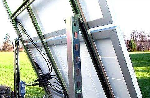 How To Build A Solar Tracker Diy Solar Panel Sun Tracker Youtube Diy Solar Panel Solar Panels Best Solar Panels