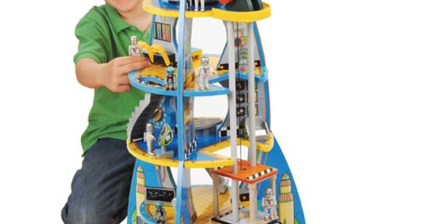 Rocket Ship Adventure From @CP Toys. - $139.99