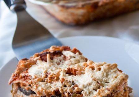 #Blog Vegan, Gluten Free Lasagna.