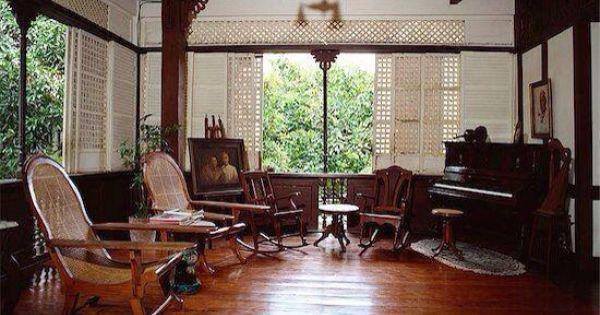 philippine ancestral house architecture interior design