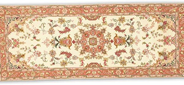 Nyc Rugs Authentic Hand Knotted Traditional Bijar 6ft To 9ft Beige Wool Area Rug In 2020 Wool Area Rugs Area Rugs Rugs