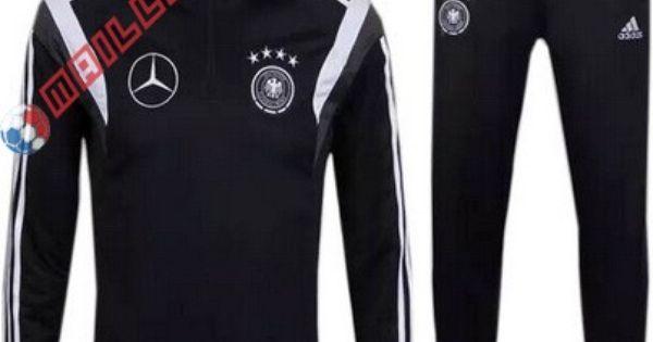 nouveau veste adidas training allemagne 2016 noir 37 99 surv tement de foot allemagne 2016 37. Black Bedroom Furniture Sets. Home Design Ideas