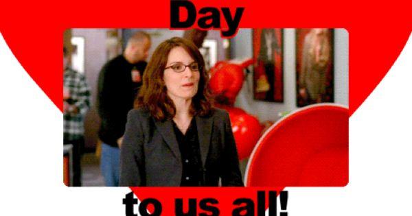 liz lemon valentine's day youtube