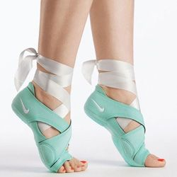 Pin By Amanda Foust Certified High On Exercise Wear Nike Studio Wrap Studio Wrap Ballet Shoes