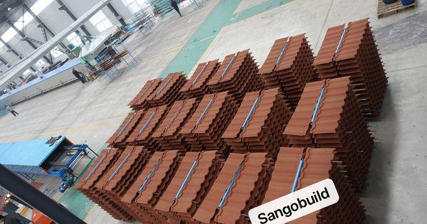Colorful Zinc Roof Sheet Price Nigeria Partner Price Stone Coated Metal In 2020 Sheet Metal Roofing Zinc Roof Metal Roof