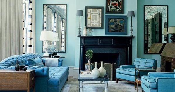Pretty Living Room Blue Http Makerland Org The Concept Of Pretty Living Rooms Pretty Living Rooms Design Ideas Pinterest Colors Living Room Blue