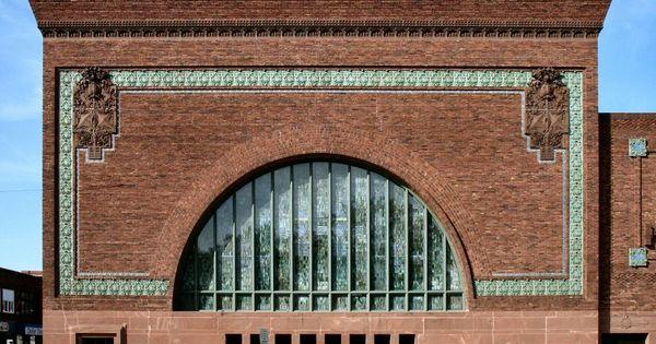 National Farmers Bank Louis Sullivan American Architecture