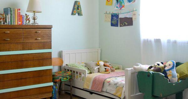 Vintage kinderkamer inrichting pinterest kinderkamer decoratie en projecten - Kinderkamer decoratie ...