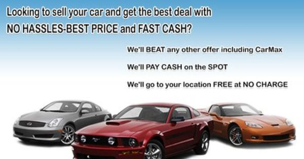 Sell My Car Fast Cash For Cars Sell My Car Miami Buy Cars In