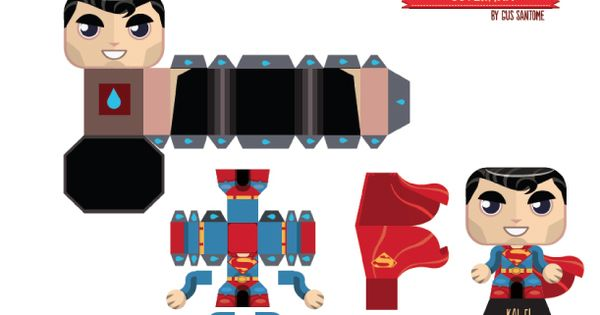 Papercraft Box Puppets Templates In 2020 Paper Toy Design Paper