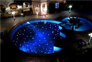 Optical Fiber Pool Lighting Pool Light Solar Pool Lights Pool