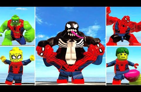 Spider Man Homecoming Transform To Big Fig Character In Lego Marvel Super Heroes 2 Part1 Youtube Lego Marvel Super Heroes Lego Marvel Marvel Superheroes