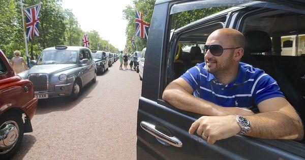 uber driver london twitter